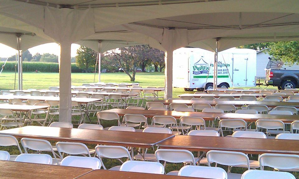 Tables Parties Under Cover Ltd